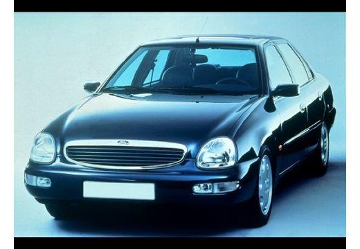 FORD Scorpio sedan czarny przedni lewy