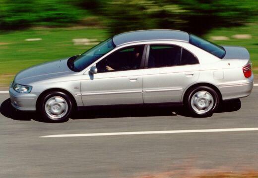 HONDA Accord IV sedan silver grey boczny lewy