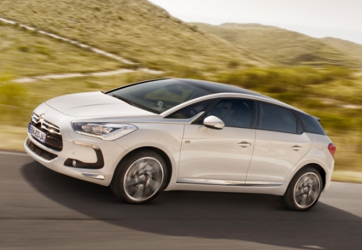 CITROEN DS5 Hatchback I
