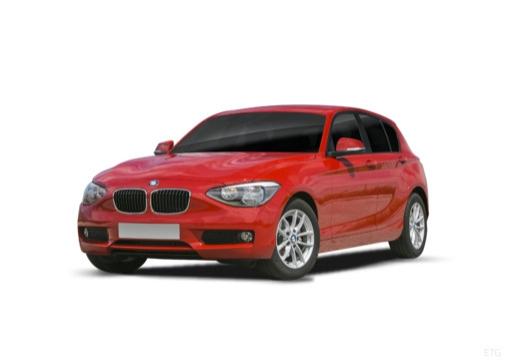 BMW Seria 1 F20 I hatchback przedni lewy