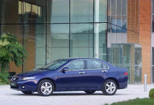 HONDA Accord V sedan niebieski jasny przedni lewy