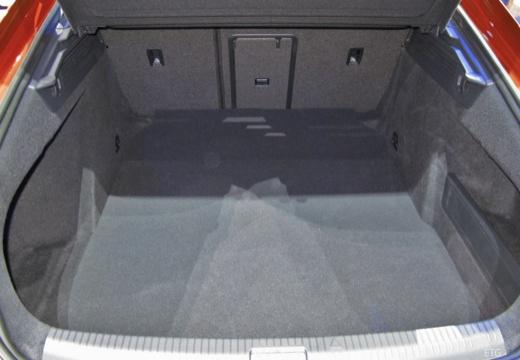 VOLKSWAGEN Arteon hatchback przestrzeń załadunkowa