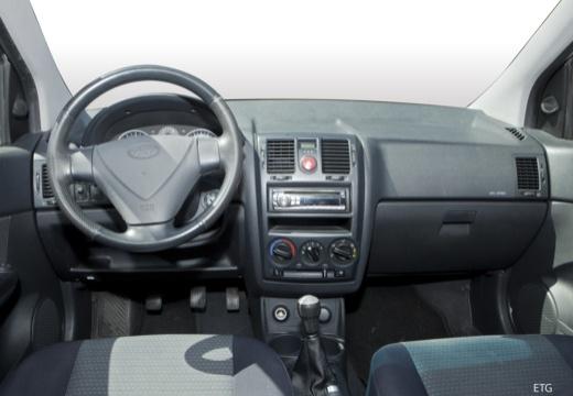 HYUNDAI Getz II hatchback tablica rozdzielcza