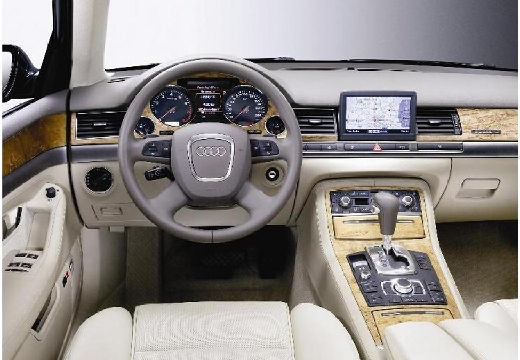 AUDI A8 4E I sedan tablica rozdzielcza