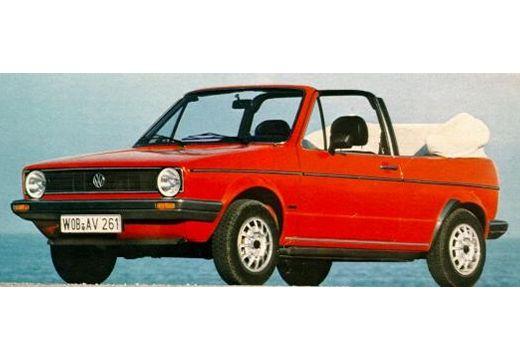 VOLKSWAGEN Golf kabriolet czerwony jasny przedni lewy