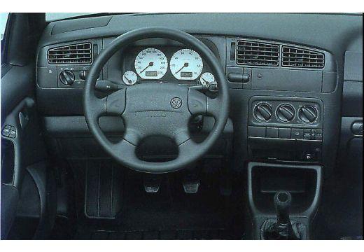 VOLKSWAGEN Golf Cabriolet III kabriolet tablica rozdzielcza