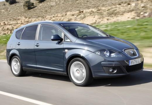 SEAT Altea hatchback szary ciemny przedni prawy
