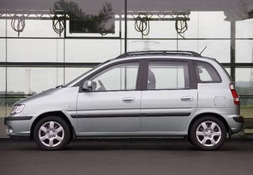 HYUNDAI Matrix 1.5 CRDi Style Kombi mpv I 110KM (diesel)