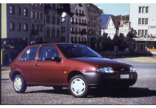 FORD Fiesta III hatchback przedni prawy