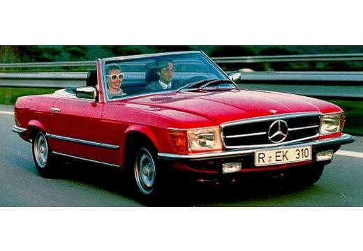 MERCEDES-BENZ 280 SL Kabriolet 280-500SL R107 2.8 185KM (benzyna)