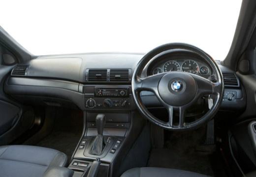 BMW Seria 3 Touring E46/3 kombi czarny tablica rozdzielcza