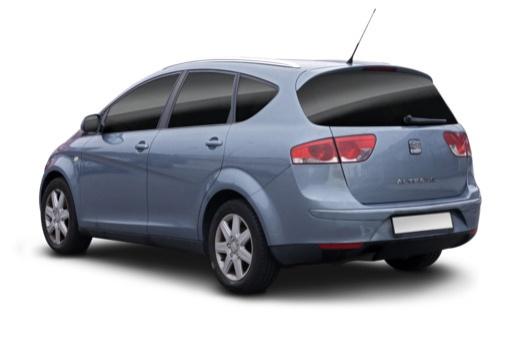SEAT Altea XL I hatchback tylny lewy