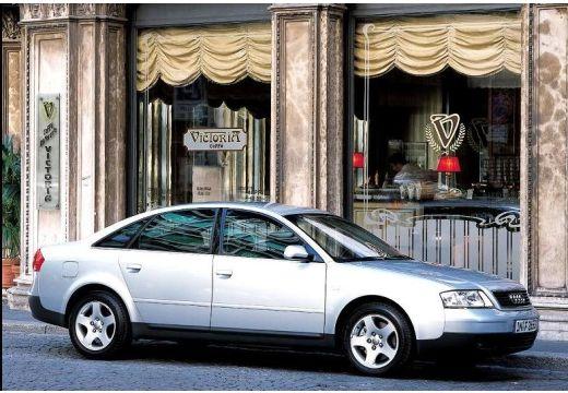 AUDI A6 /S6 4B I sedan silver grey przedni prawy