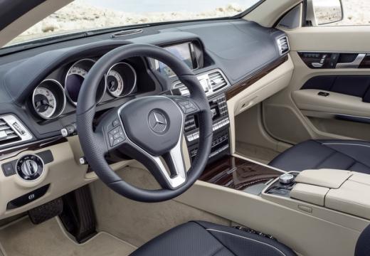 MERCEDES-BENZ Klasa E Cabrio A 207 II kabriolet tablica rozdzielcza