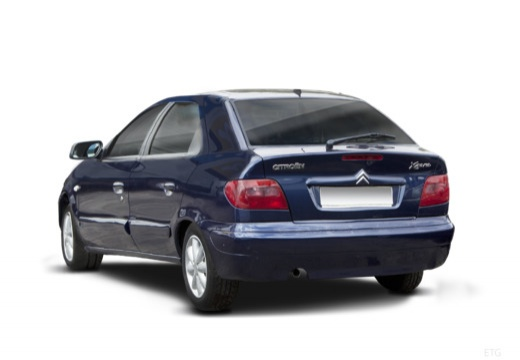 CITROEN Xsara II hatchback tylny lewy