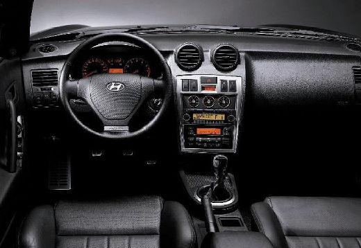 HYUNDAI Coupe III coupe tablica rozdzielcza