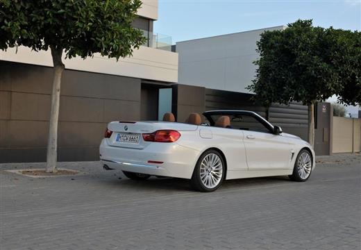 BMW Seria 4 Cabrio F33 kabriolet