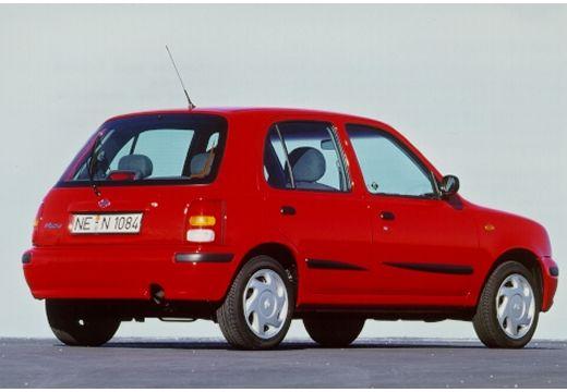 NISSAN Micra Hatchback III