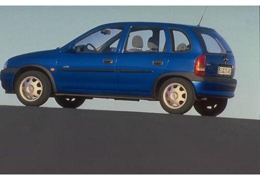 OPEL Corsa B hatchback tylny lewy