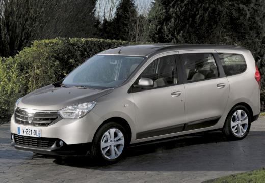 DACIA Lodgy 1.2 TCe Prestige Kombi I 115KM (benzyna)