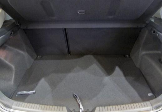 KIA Ceed IV hatchback przestrzeń załadunkowa