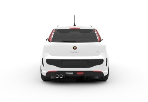 FIAT Punto Evo hatchback tylny