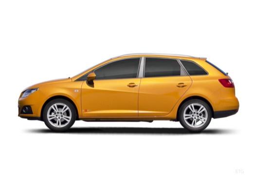 SEAT Ibiza ST I kombi boczny lewy