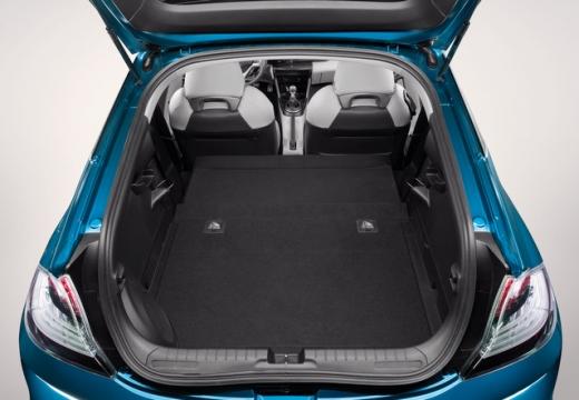 HONDA CR-Z coupe przestrzeń załadunkowa
