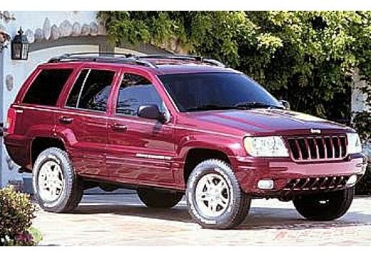 JEEP Grand Cherokee Kombi II