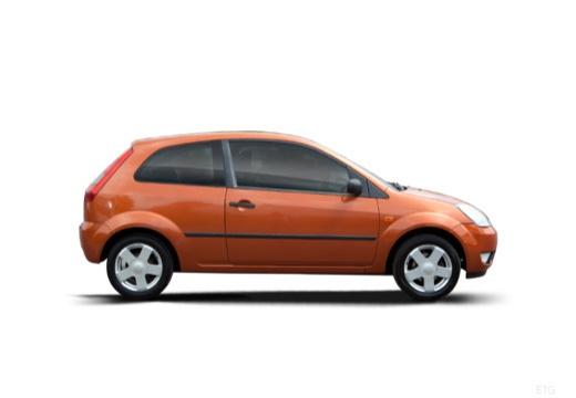 FORD Fiesta V hatchback boczny prawy