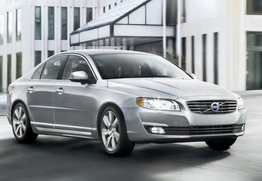 VOLVO S80 D4 Drive-E Executive aut Sedan V 2.0 181KM (diesel)