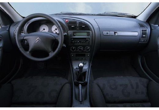 CITROEN Xsara II 1.6i Freeze Hatchback 110KM (benzyna)