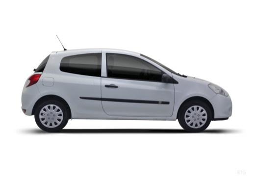 RENAULT Clio III II hatchback boczny prawy