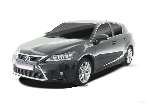 LEXUS CT 200h Elegance Hatchback II 1.8 99KM (benzyna i elektryczny)