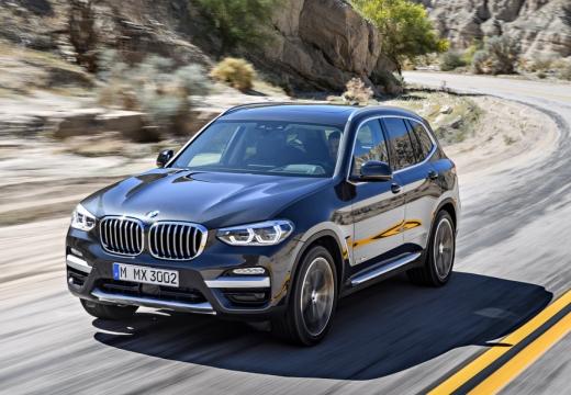 BMW X3 xDrive20d Advantage aut Kombi X 3 G01 2.0 190KM (diesel)