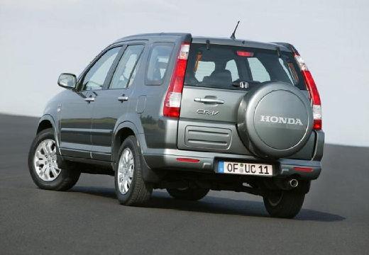 HONDA CR-V III kombi szary ciemny tylny lewy