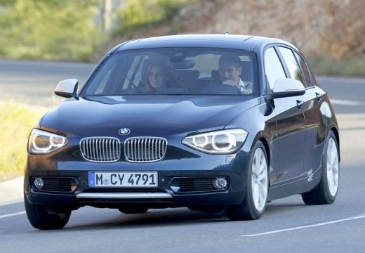 BMW 114i Hatchback F20 I 1.6 102KM (benzyna)