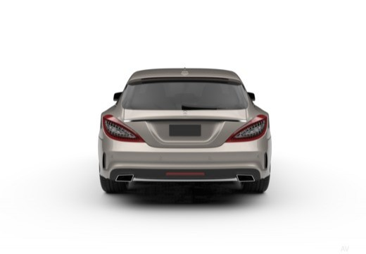 MERCEDES-BENZ Klasa CLS Shooting Brake C 218 II kombi tylny