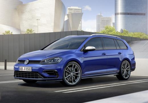 Volkswagen Golf Vii 20 Tsi Bmt 4mot R Dsg Kombi Variant