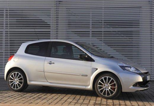 RENAULT Clio III II hatchback silver grey przedni prawy
