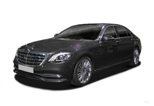 MERCEDES-BENZ AMG S 63 4-Matic+ L Sedan W 222 4.0 612KM (benzyna)