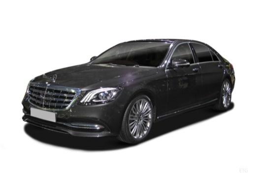 MERCEDES-BENZ S 350 d L 9G-TRONIC Sedan W 222 3.0 286KM (diesel)