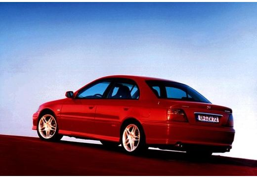 HONDA Accord IV sedan czerwony jasny tylny lewy