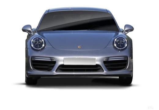PORSCHE 911 991 II coupe przedni