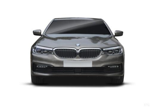 BMW Seria 5 G30 sedan przedni