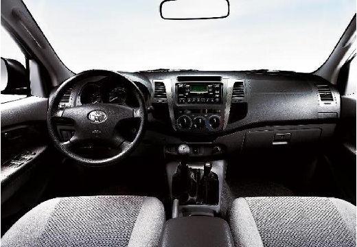 Toyota HiLux III pickup tablica rozdzielcza