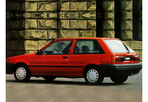 NISSAN Sunny 1.6 LX Hatchback I 73KM (benzyna)