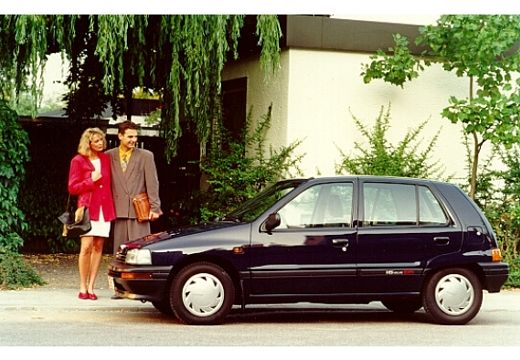 DAIHATSU Charade 1.0 CX SL Aut. Hatchback I 52KM (benzyna)