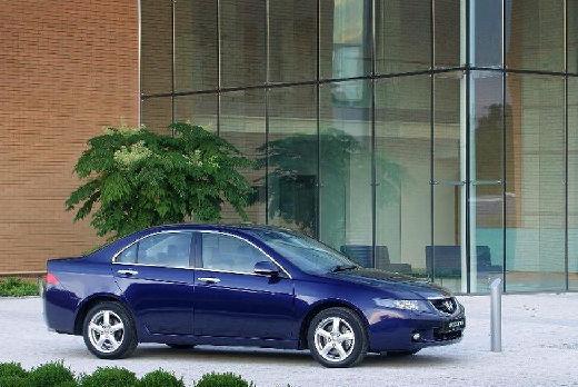 HONDA Accord V sedan niebieski jasny przedni prawy