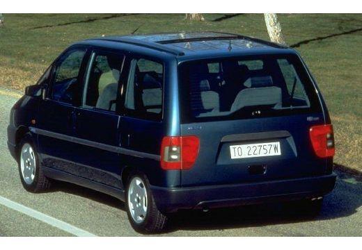 FIAT Ulysse 2.0 S Van I 121KM (benzyna)
